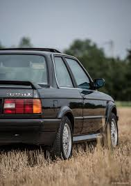 The BMW 325iX Is The Coolest E30 Of Them All • Petrolicious