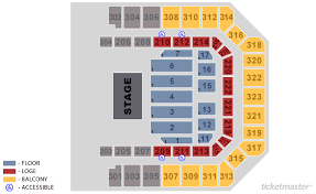 Civic Auditorium Seating Chart General Admission Ticket