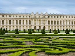 Сады и парки Версаля в Париже Франция План версальского парка  1342868973 versailles palace and garden