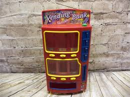 Vending Machine Bank Awesome Rust Belt Revival Online Auctions MM Toy Bank Vending Machine