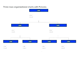 Team Org Chart Template Organizational Excel Download