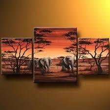 safari wall art for adults