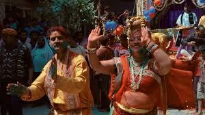 Bharatpur Red Light Area Braj Holi Festival Holi In Bharatpur Rajasthan Tourism