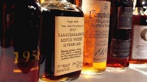 Perfect Scotch Whisky Collection Could Be Worth 8m Bbc News