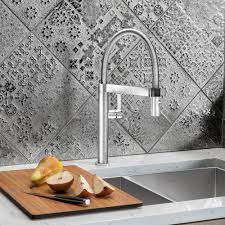 Restaurant Style Kitchen Faucets The Benefits Of A Pre Rinse Kitchen Faucet Design Necessities