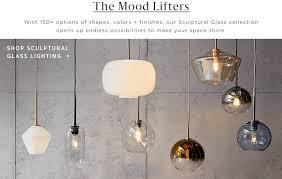 west elm lighting. Modern Lighting West Elm Light G