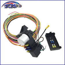 rat rod wiring harness change your idea wiring diagram 10 circuit basic wire harness fuse box street hot rat rod wiring car rh com hot rod wiring kits street rod wiring diagram
