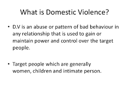 domestic violence research project   domestic violence university international university number 20101164 20110197 2