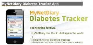 Food Tracker Pro Mynetdiary Launches Diabetes Tracker For Iphone Aving Usa