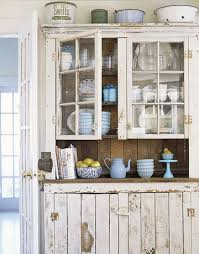 Vintage kitchen furniture Old Fashioned Kitchen White Vintage Cabinet Country Living Magazine 12 Shabby Chic Kitchen Ideas Decor And Furniture For Shabby Chic