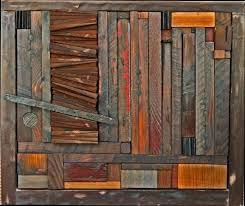 large wooden wall decor handmade reclaimed wood wall art hanging
