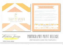 Print Release Form Photo Template Templates Creative Market Example ...