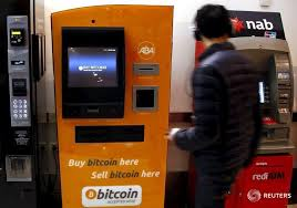 Bitcoin Vending Machine Amazing Bitcoin Slides On 'fraud' Warning From JPMorgan's Dimon