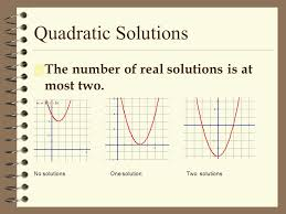 2 solving quadratic equations by graphing 4 lesson 10 2
