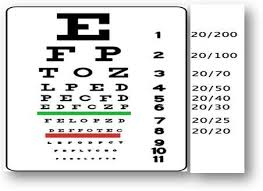 Visual Acuity Occupational Therapy Assessment Guide