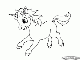 Small Picture Baby Unicorn Coloring Pages Coloring Coloring Pages