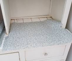 covering tile countertops with contact paper
