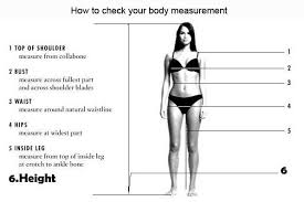 Circumference Measurement Fashion Dresses