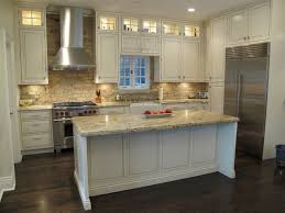Award Winning Kitchen with brick backsplash | Chicago traditional-kitchen