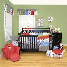 Trend Lab Dr. Seuss Cat in the Hat 3-Piece Crib Bedding