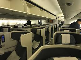 Cathay Pacific Flight 888 Seating Chart Cathay Pacific 777 300er Business Class Review Hong Kong To