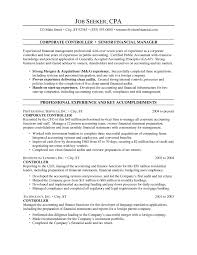 Accounting Controller Resume Samples Sample Financial Controller Resume Ceo Example Page 24 Shalomhouseus 23