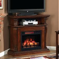 Electric Fireplace Log On CustomFireplace Quality Electric Gas Amish Electric Fireplace