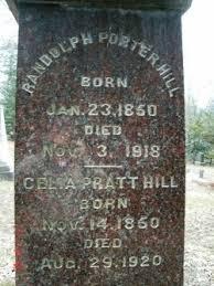 Celia Pratt Hill (1850-1920) - Find A Grave Memorial