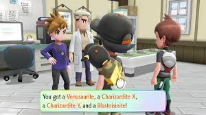 Guide] Where to Find and Get Get All Mega Stones in Pokémon: Let's Go  :Miketendo64