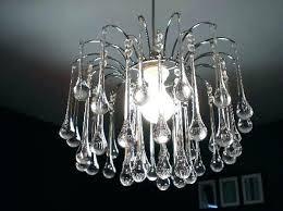 af lighting elements crystal teardrop mini chandelier prisms home