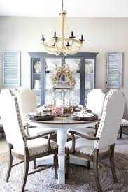 Kitchen table lighting ideas Chairs Unique Ropewrapped Chandelier Homebnc 36 Best Farmhouse Lighting Ideas And Designs For 2019