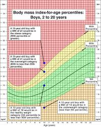 10 Year Old Weight Chart