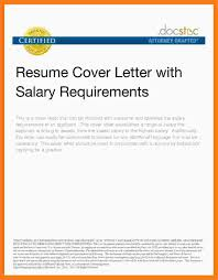 12 Cover Letter Salary History Technician Salary Slip