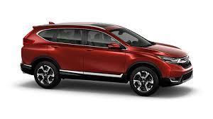 2019 Honda Cr V Color Options And Pricing Info Atlantic Honda