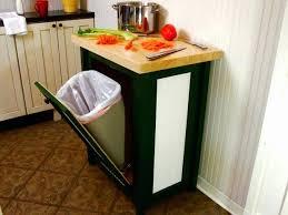 Kitchen Cabinet Trash Can Kit Awesome  Insert U2013 Amazing Trash Can Cabinet Insert44