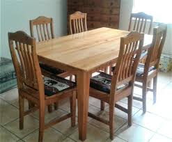 table and chair gumtree cherry wood dining table new entranching room superb glass