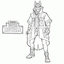 Fortnite Coloring Pages Drift Skin Fortnite Free Battle Pass