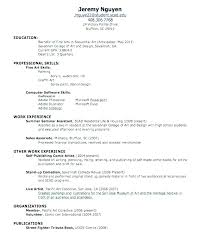 College Student Resume Template Download Resume Bank