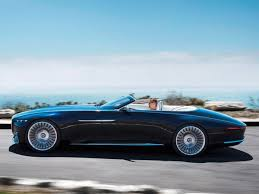 2018 maybach 6 cabriolet price. exellent maybach an openair version of the striking vision mercedesmaybach 6 coupe  revealed last year at pebble beach concours du0027elegance debuted this yearu0027s event inside 2018 maybach cabriolet price kelley blue book