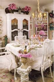 41 beautiful shabby chic dining room
