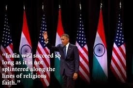Image result for Religious Intolerance In India Would Have Shocked Mahatma Gandhi, Says Obama images