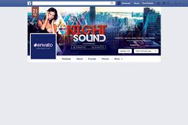 The Facebook Original Design Facebook Cover Design By Ronitashkodra On Envato Studio