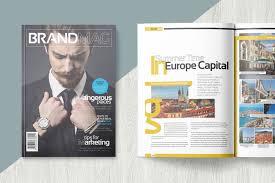 Indesign Magazine Templates 30 Best Indesign Magazine Templates Creative Touchs
