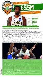 Wesley Gordon nouveau pivot du Portel | Basket Europe