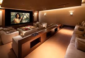 home theater lighting ideas. Beverly Hills Residence Contemporary Home Theater Orange Motivate Lights With Regard To 16 Lighting Ideas
