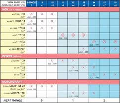 Ac Delco Spark Plug Heat Range Chart Bedowntowndaytona Com