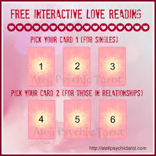 free interactive relationship reading atell psychic tarot