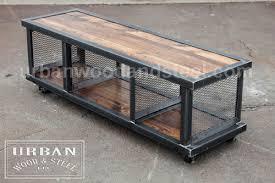metal and wood furniture. Copley Urban Industrial Coffee Table Metal And Wood Furniture O