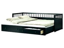black full size daybed. Brilliant Size Full Size Daybed With Storage Black  Intended Black Full Size Daybed