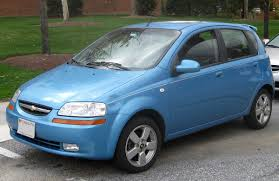All Chevy chevy aveo 2006 : Chevrolet Aveo (T200) - Wikipedia